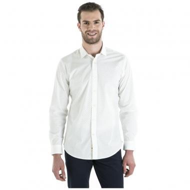 Camisa Refined Poplin Standard Alpha Dockers