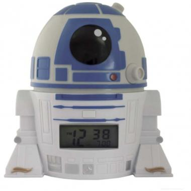 Despertador Infantil Bulb Botz Star Wars R2D2 5.5