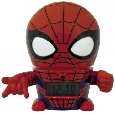 Despertador Infantil Bulb Botz Marvel Spider-Man 5.5