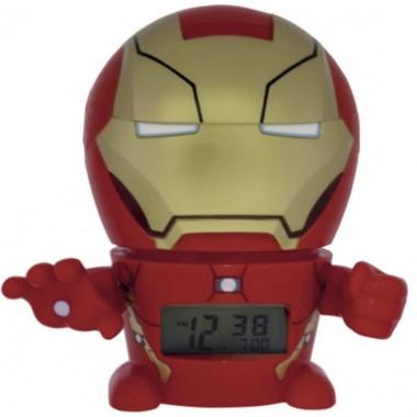 Despertador Infantil Bulb Botz Marvel Ironman  5.5