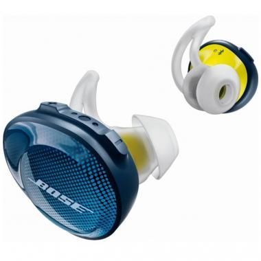 Audífonos Sound Sport, Free Wrls Azul