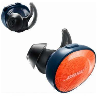 Audífonos Sound Sport, Free Wrls Naranja