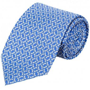Corbata estampada Romero Britto