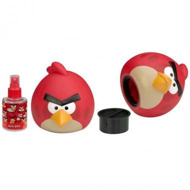 Estuche Fragancia Niño Angry Birds Red Bird Edt100v Disney