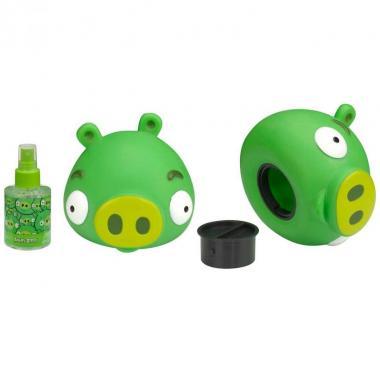 Estuche Fragancia Niño Angry Birds King Pig Edt100v Disney