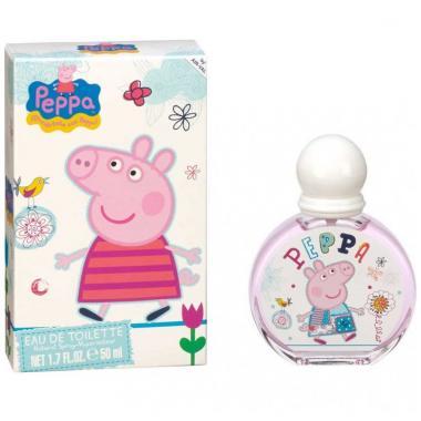 Fragancia Infantil Peppa Pig Edt 50v Disney