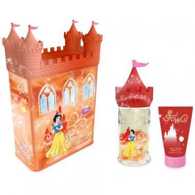 Fragancia Infantil Snow White Castle Set Tin Can Edt 50ml Disney