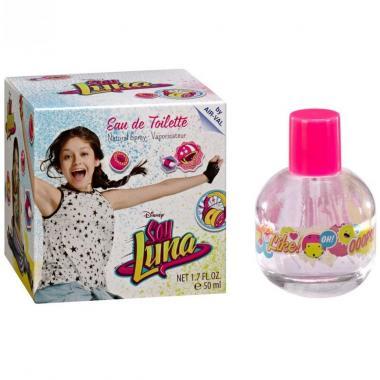 Fragancia Infantil Soy Luna Edt 50ml Disney