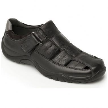 Sandalia piel Flexi
