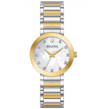 Reloj Dama Bulova 98P180