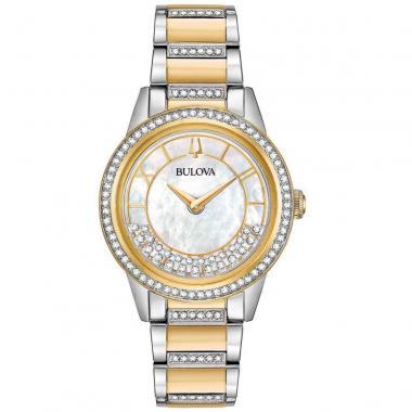 Reloj Dama Bulova 98L245