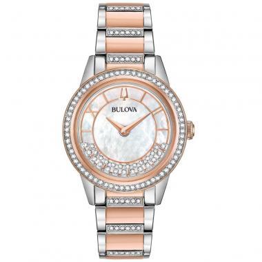 Reloj Dama Bulova 98L246