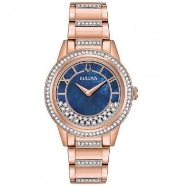 Reloj Dama Bulova 98L247