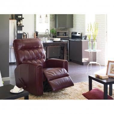 Reclinable Thorncliffe Tulsa Tobacco Lea/Mth