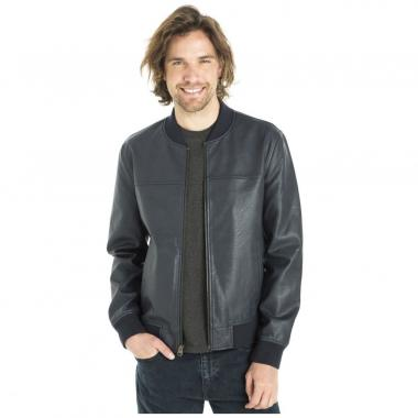 Chamarra Faux Leather Bomber Levi's