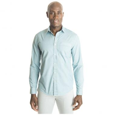 Camisa Alpha Laundered Ls Alpha Dockers