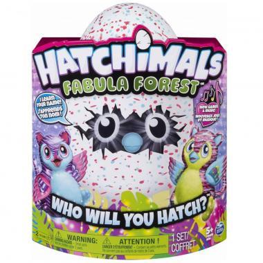 Hatchimals Fábula Forest Tigrette Spin Master