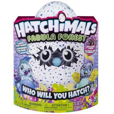 Hatchimals Fábula Forest Puffatoo Spin Master