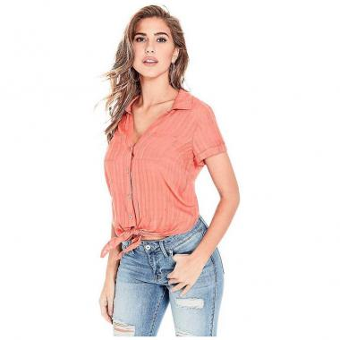 Blusa Camisera G By Guess