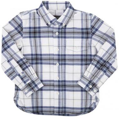 Camisa Cuadros Jeanious Baby
