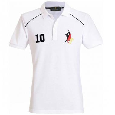 Playera Alemania Mundial Polo Club