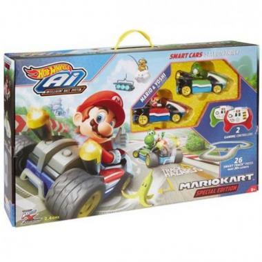 Hot Wheels Ai Mariokart Mattel