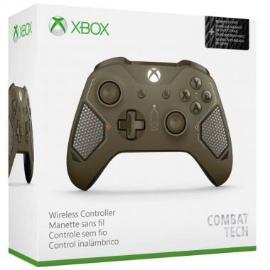 Xbox One Control Inalámbrico Edición Especial Combat Tech