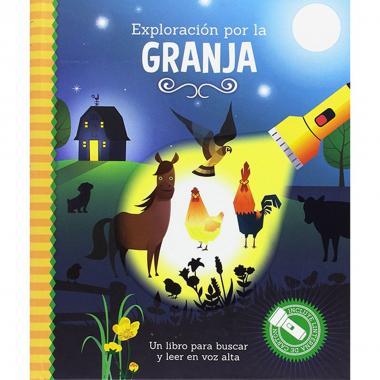 Exploración Por La Granja (Libro Con Linterna) Devecchi