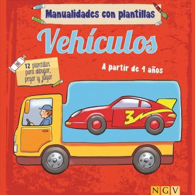 Vehiculos (Manuales Con Plantillas) Devecchi