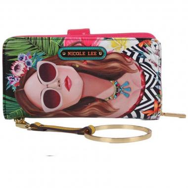 Cartera Vacation Girls In Paradise Nicole Lee