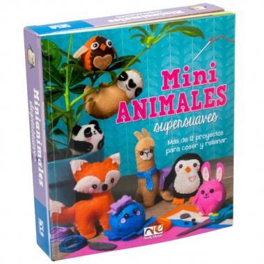 Mni Animales Súper Suaves Novelty