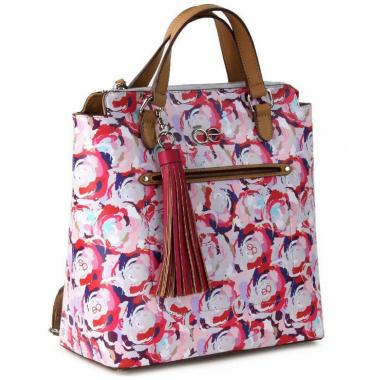 Backpack Estampada Cloe