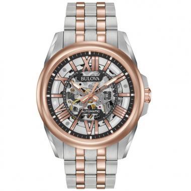Reloj Caballero Bulova 98A166