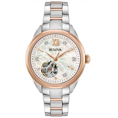 Reloj Dama  Bulova 98P170
