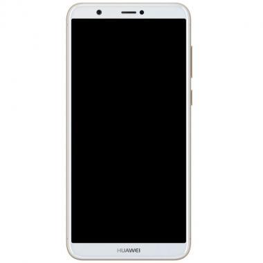 Celular Huawei P Smart Fig-Lx3 Color Dorado R9 (Telcel)