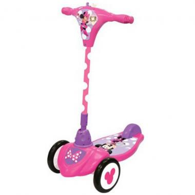 Scooter Minnie Mouse Kiddieland