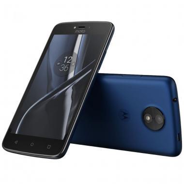 Celular Motorola Xt1756 Moto C Color Azul R9 (Telcel)