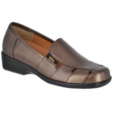 Zapato Ajuste Resorte Lateral Joyce