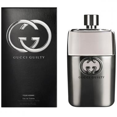 Fragancia Caballero Gucci Guilty Ph Edt 150 ml(Xl)