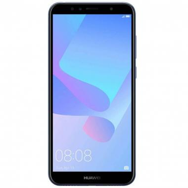 Celular Huawei Y6 2018 Color Azul R9 (Telcel)