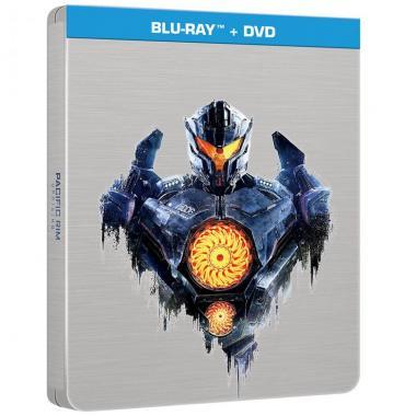 Blu Ray Bonus Steelbook Titanes Del Pacífico La Insurrecion
