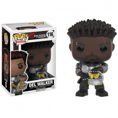 Gears Of War Del Funko
