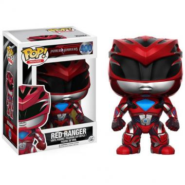Power Rangers Red Ranger Funko