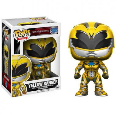 Power Rangers Yellow Ranger Funko