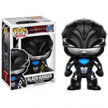 Power Rangers Black Ranger Funko