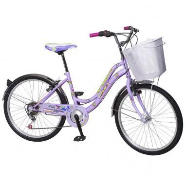 Bicicleta City Retro R24 Bimex