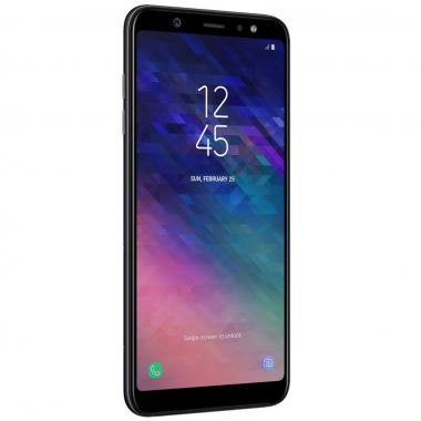 Celular Samsung A6 A605 Plus Color Negro R9 (Telcel)