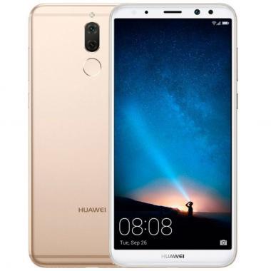 Celular Huawei Rne L03 Mate 10 Lite Color Dorado R9 (Telcel)