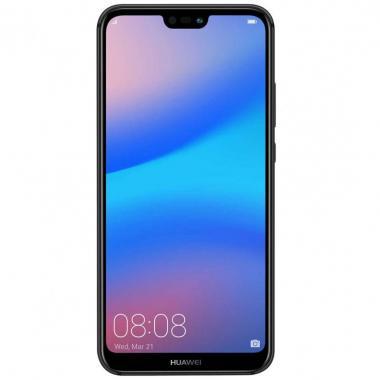 Celular Huawei P20 Lite Color Negro R5 (Telcel)