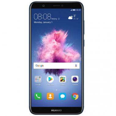Celular Huawei P Smart Fig Lx3 Color Azul R5 (Telcel)
